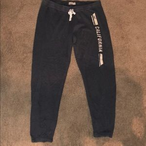 Women's Hollister sweatpants